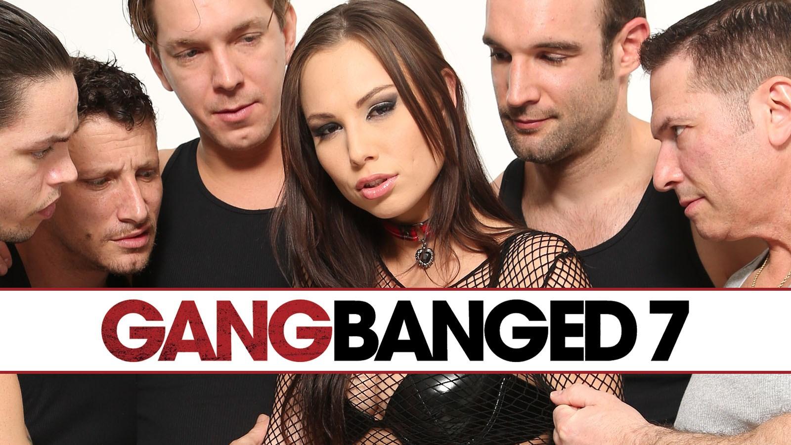 Gangbanged #7 (2016) Dvd