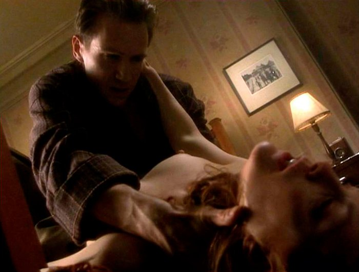 Julianne Moore Ralph Fiennes Escenas Sexuales Fin Romance