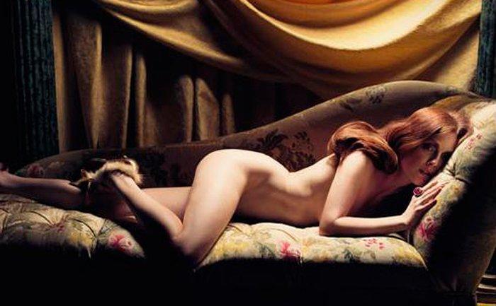 Julianne Moore Desnuda Pelirroja Películas