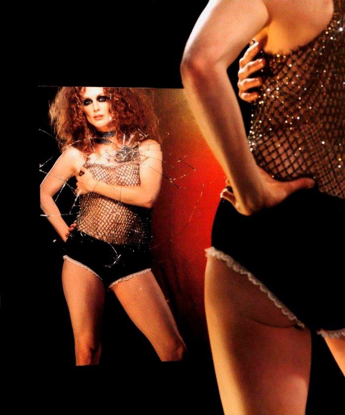 Julianne Moore Fotos Eróticas Sensuales Posado Sexy
