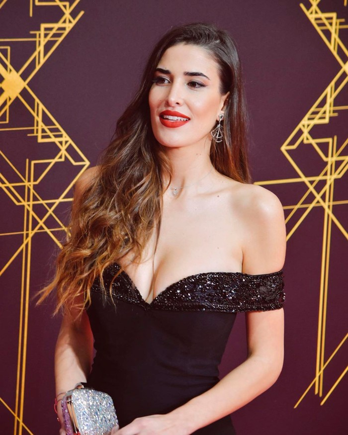 Lidia Torrent Vestido Gala Sexy
