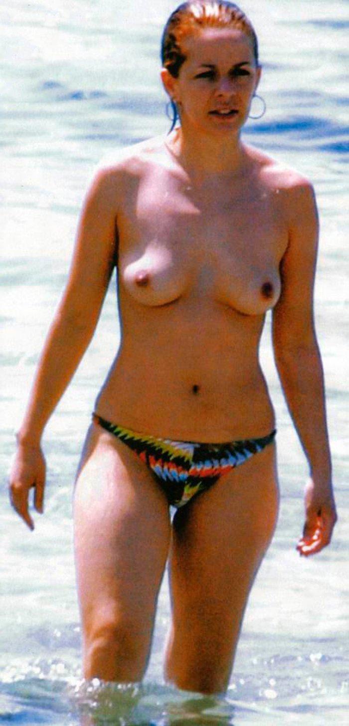 María Adánez Fotos Paparazzi Robadas Topless 2