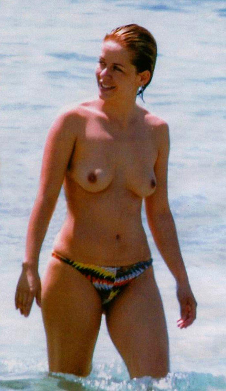 María Adánez Fotos Paparazzi Robadas Topless 4