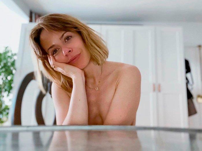 María Adánez Sesión Fotos Eróticas 2