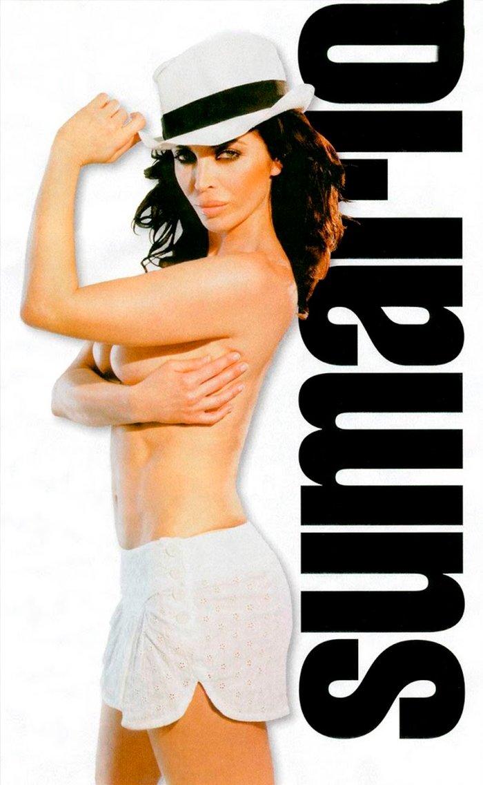 Neus Asensi Fotos Desnuda Revista Interviu 6