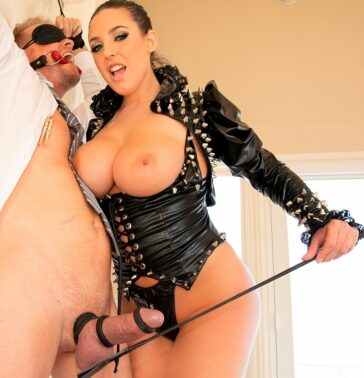Angela White Disciplina Dominatrix
