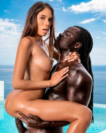 Baby Nicols Interracial Blacked