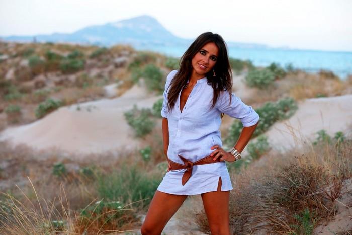 Carmen Alcayde Colaboradora Tertuliana Tv