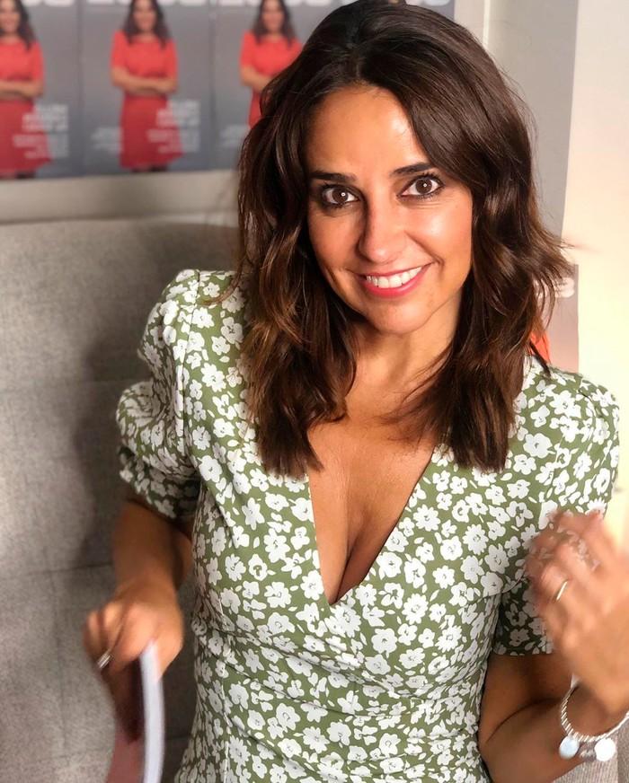 Carmen Alcayde Presentadora Española Aqui Tomate