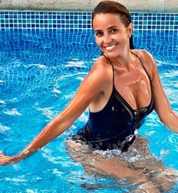 Carmen Alcayde se desnuda para celebrar su 40 cumpleaños