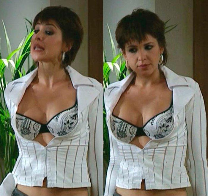 Daniela Costa Sujetador Sexy