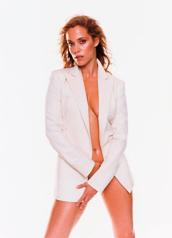 Elizabeth Berkley Posado Erótico Revistas