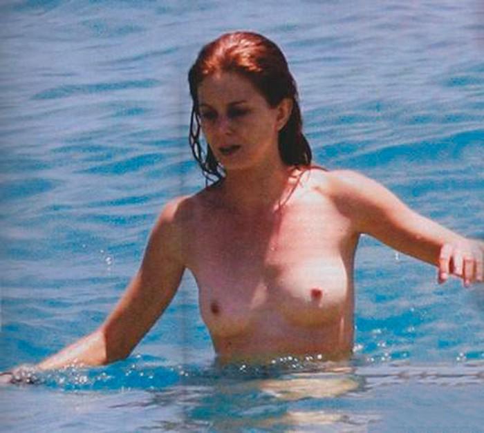 Marián Aguilera  nackt