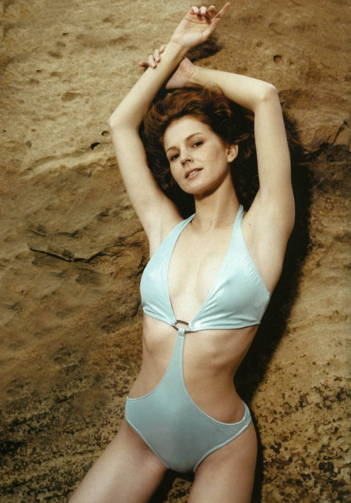 Marian Aguilera Posado Bikini