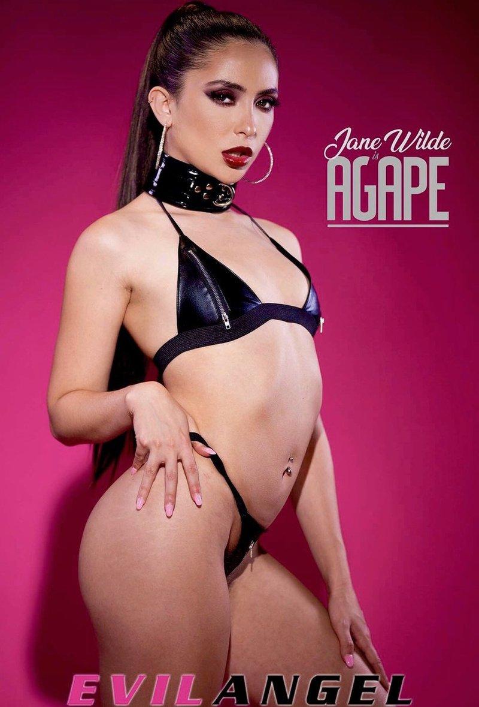 Jane Wilde Agape Jonni Darkko Evil Angel 2