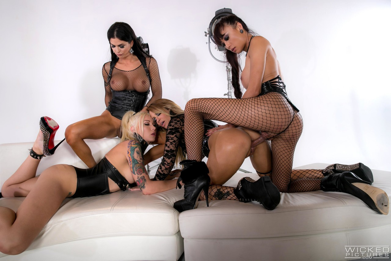 Jessica Drake Wicked Superestrellas Transexuales 09