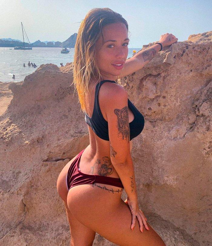 Mayka Rivera Fotos Bikini Instagram 4