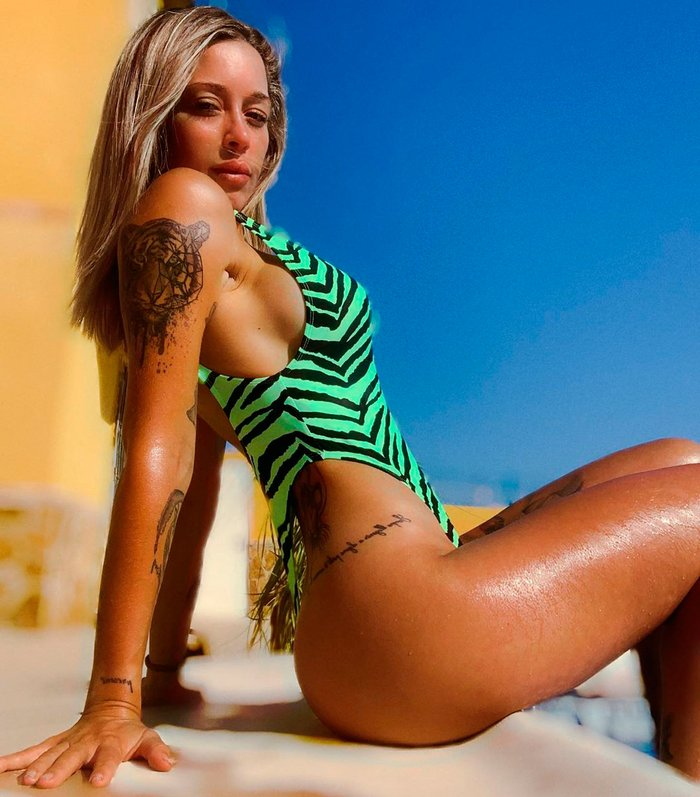 Mayka Rivera Fotos Bikini Instagram 7