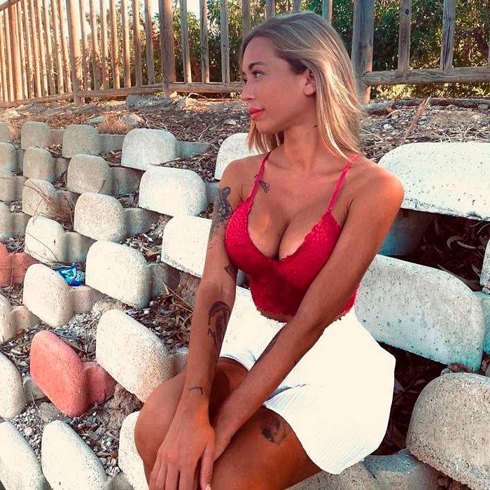 Mayka Rivera Fotos Cuerpazo Reality Isla Tentaciones 2
