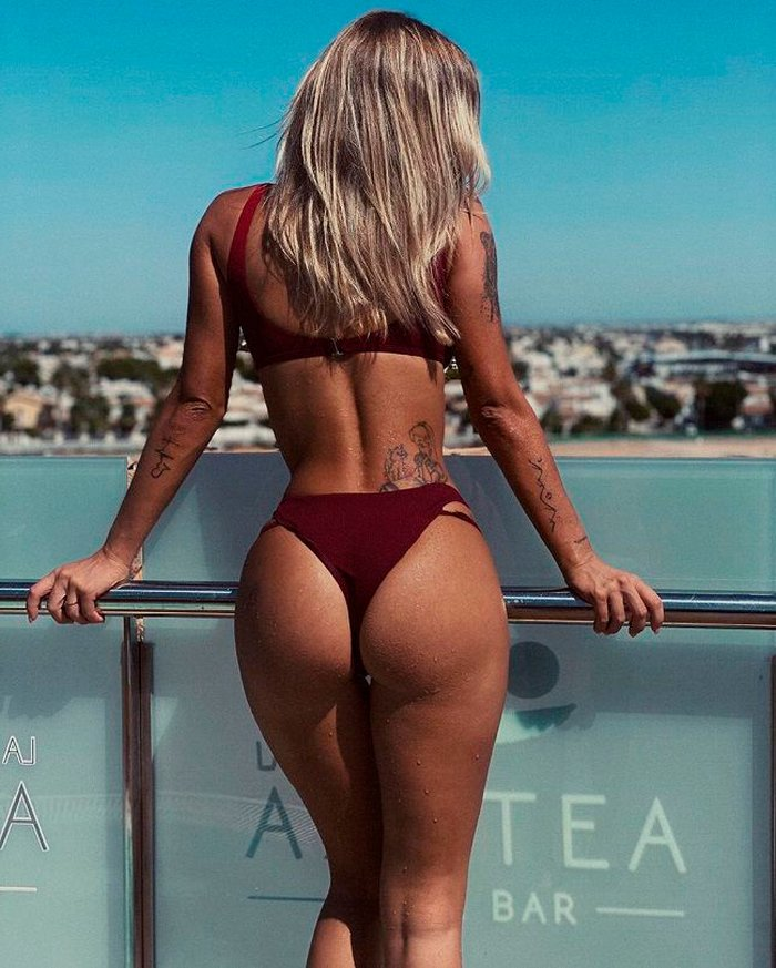 Mayka Rivera Fotos Desnuda Isla Tentaciones 3