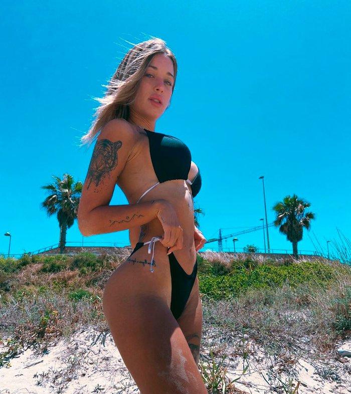 Mayka Rivera Fotos Eróticas Instagram 2