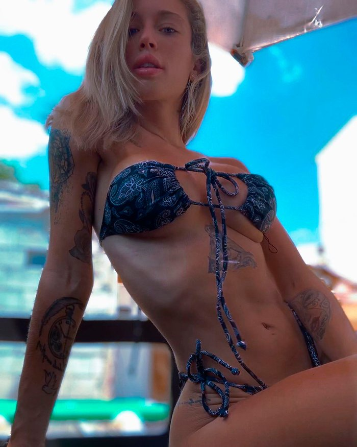 Mayka Rivera Fotos Eróticas Instagram 6