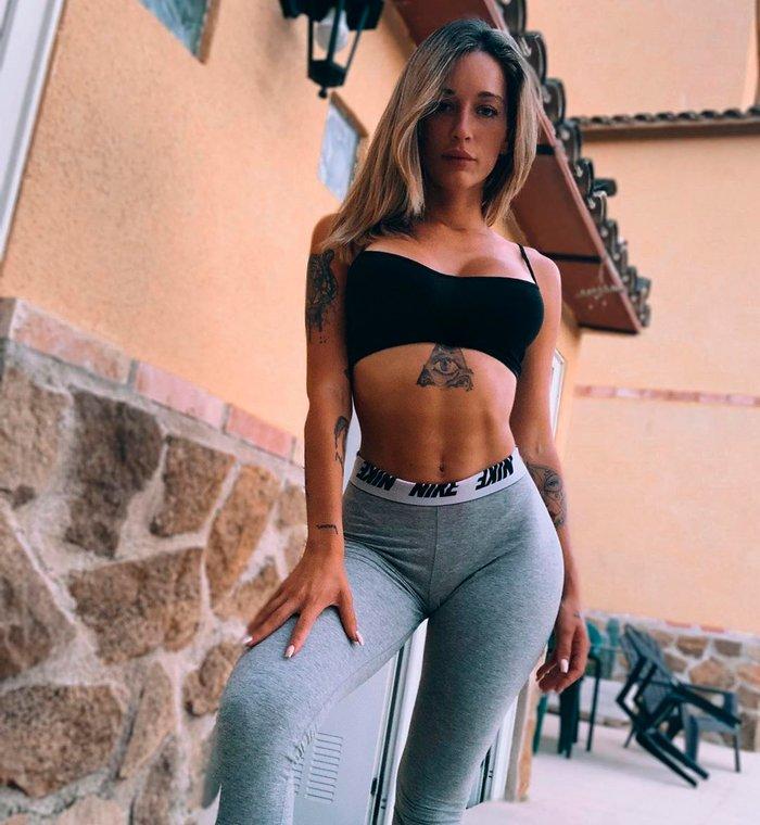 Mayka Rivera Fotos Eróticas Instagram 7