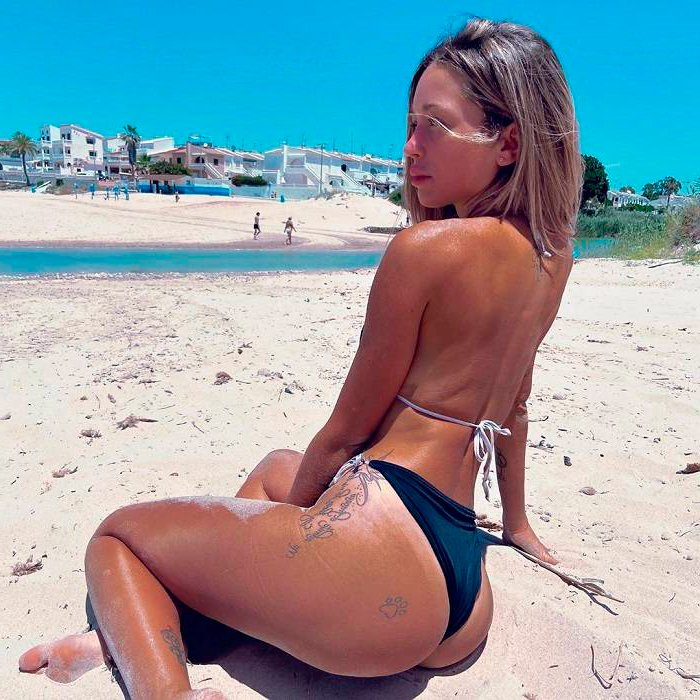 Mayka Rivera Posado Bikini Redes Sociales 2