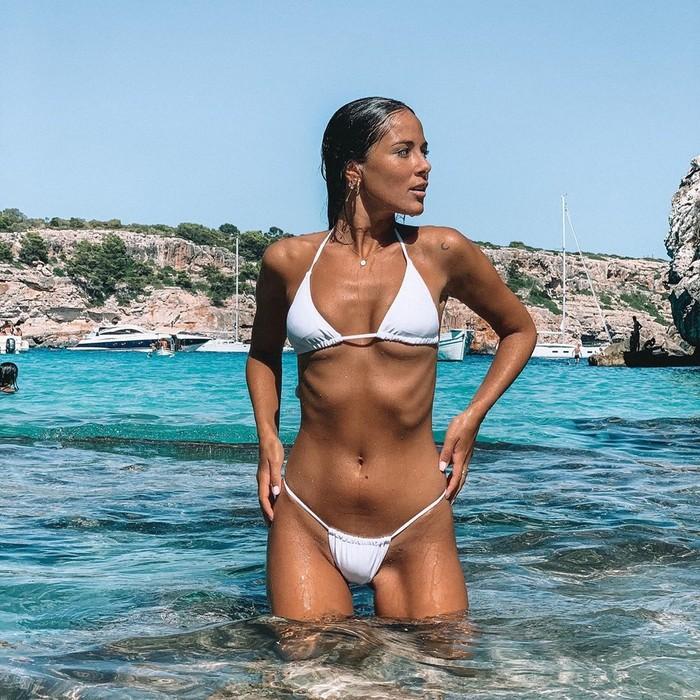 Melyssa Pinto Fotos Instagram Bikini Espectacular 2