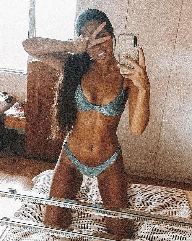 Melyssa Pinto Fotos Instagram Bikini Espectacular 4