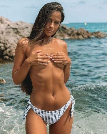 Melyssa Pinto Fotos Instagram Topless Tetas