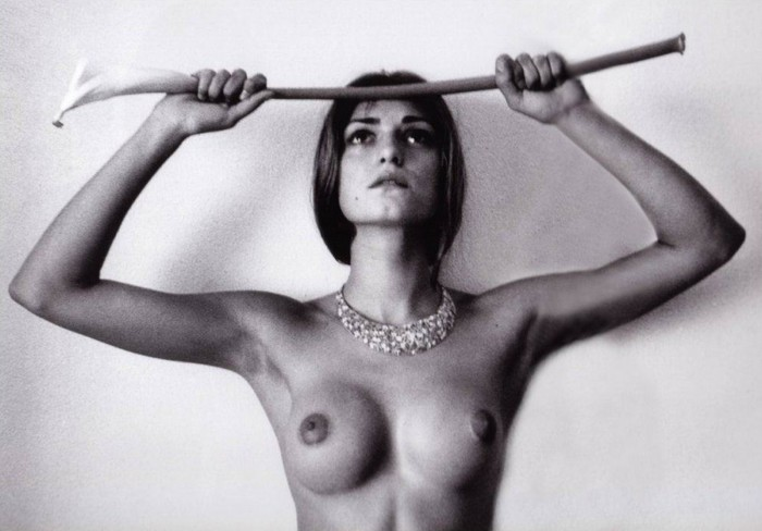 Olivia Molina Topless Pechos Operados