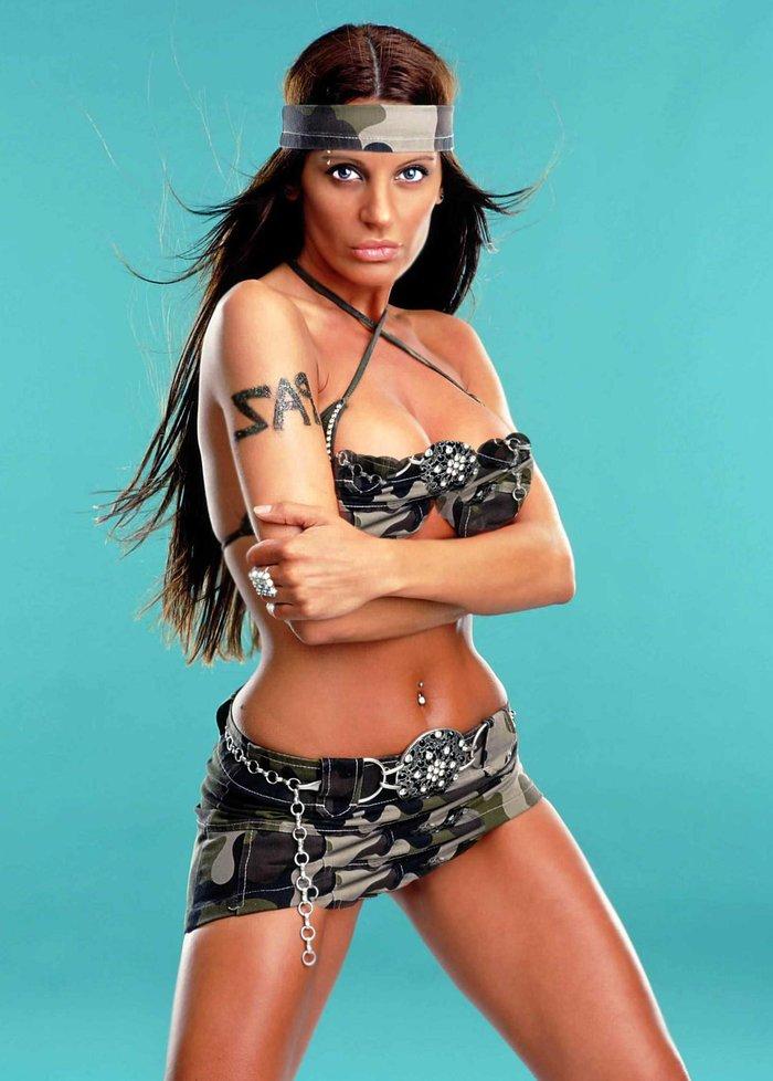 Sonia Monroy Bikini Concursante Reality Supervivientes 5