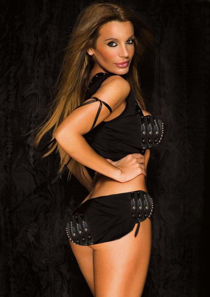 Sonia Monroy Bikini Concursante Reality Supervivientes 9