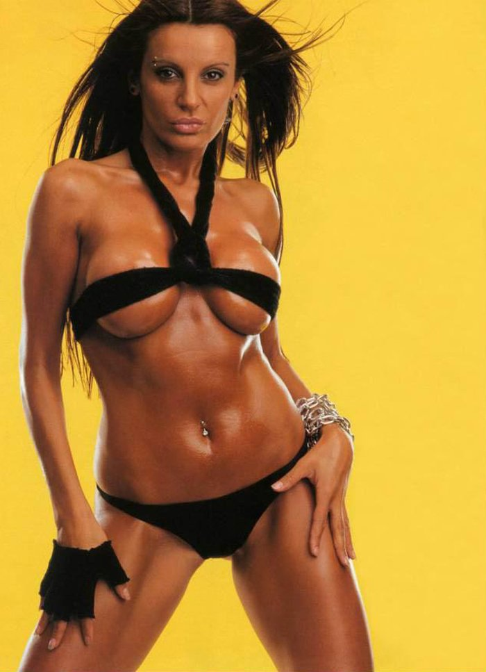 Sonia Monroy Fotos Sexys Bikini 9