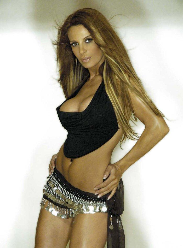 Sonia Monroy Posado Erótico Interviu 6