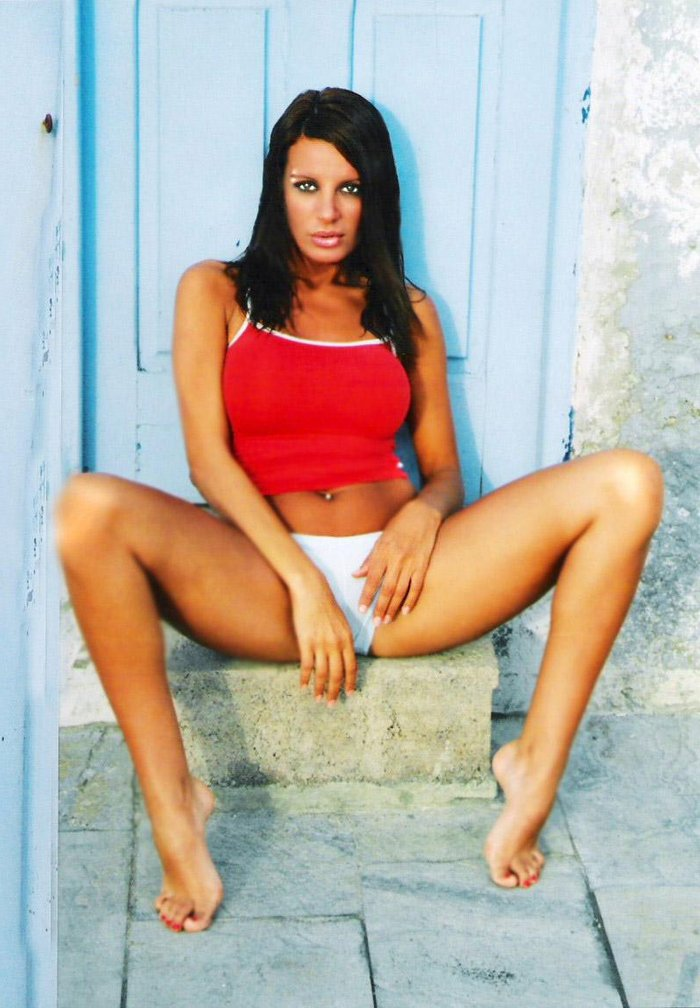 Sonia Monroy Posado Erótico Interviu 8