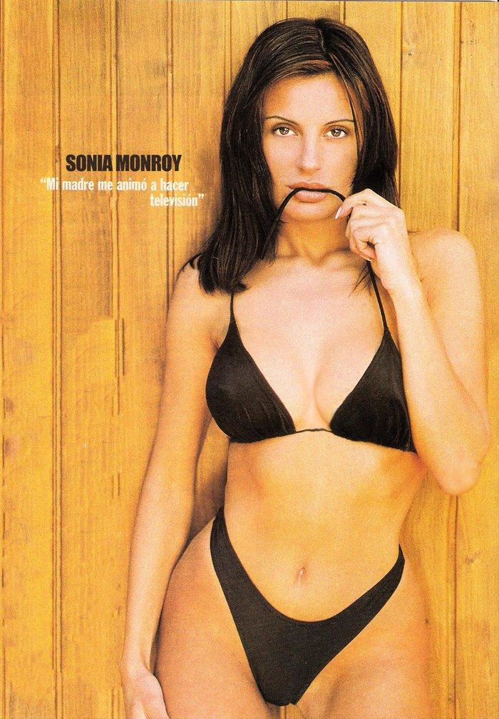 Sonia Monroy Tía Buena Televisiva