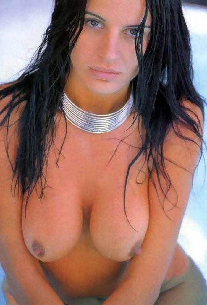 Sonia Monroy Topless Revista Erótica Española
