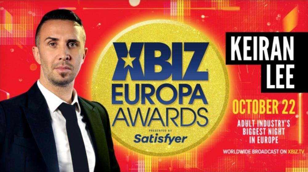 Xbiz Europa Awards 2020 Keiran Lee Presentador