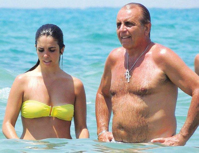 Elena Furiase Bañador Sexy Vacaciones Ibiza 6