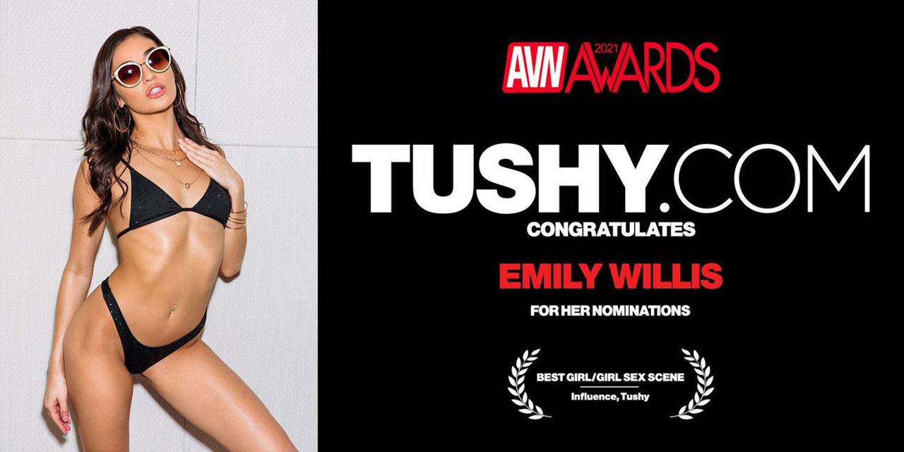 Emily Willis Nominada Avn Awards 2021