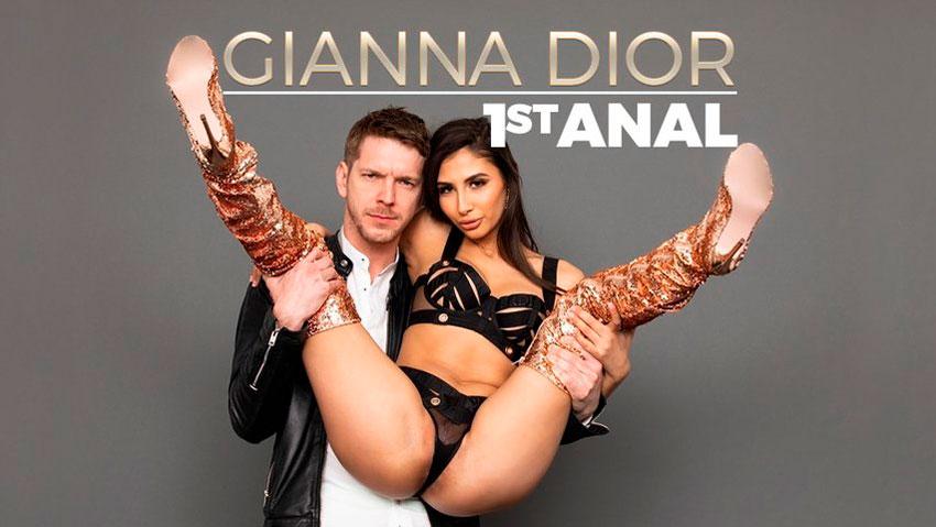 Gianna Dior's First Anal Nominada Avn Awards 2021