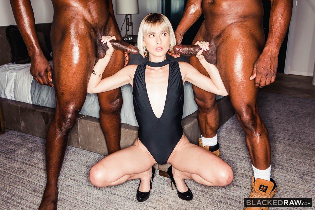 Jessie Saint Blacked Raw 1