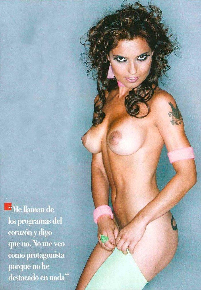 Mari Cielo Pajares Desnuda Revista Interviu 4