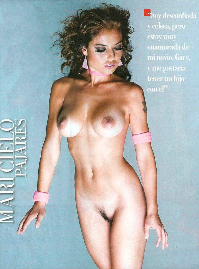 Mari Cielo Pajares Desnuda Revista Interviu