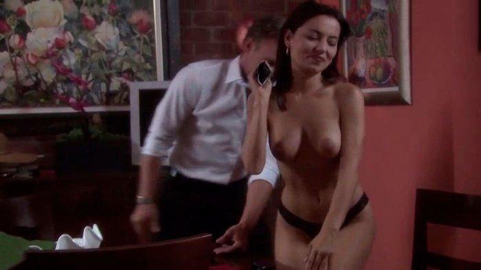 Mari Cielo Pajares Desnuda Serie Erótica Playboy Tv 3