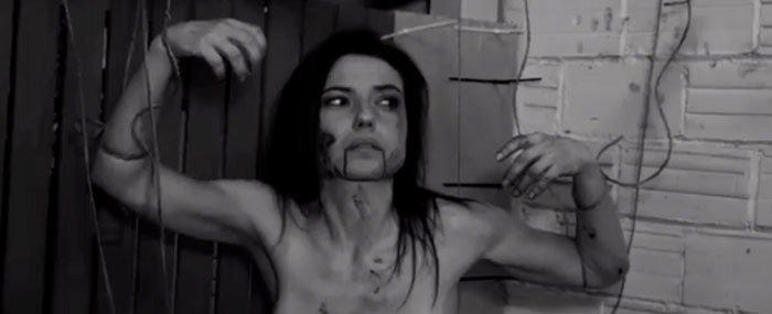Mari Cielo Pajares Desnuda Serie Erótica Playboy Tv 4