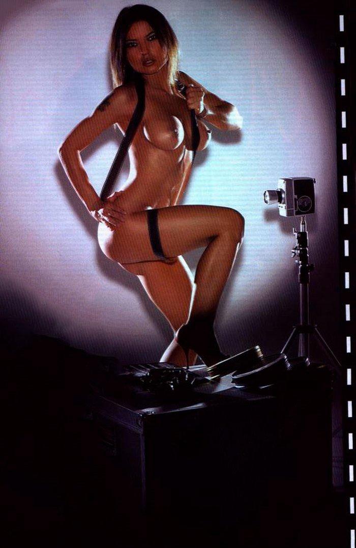 Mari Cielo Pajares Desnudo Integral Portada Interviu 5