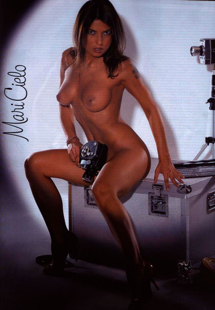 Mari Cielo Pajares Desnudo Integral Portada Interviu